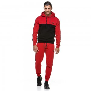 Hoodie Evolution Body Red 2169