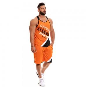 Tank Top Evolution Body Orange 2242orange