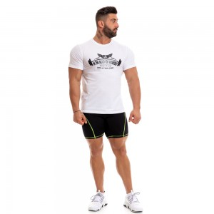 T-shirt Evolution Body White 2249white