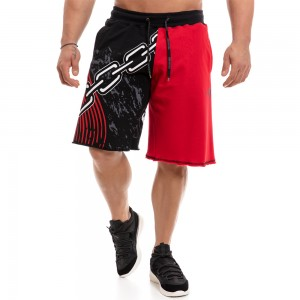 Training Shorts Evolution Body Black 2251black-red