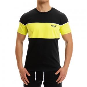 T-shirt Evolution Body Black 2259black