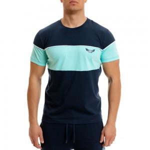 T-shirt Evolution Body Blue 2259blue