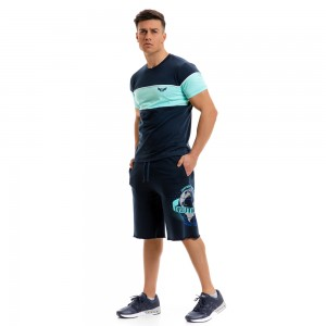 T-shirt Evolution Body Blue 2259blue