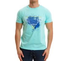 T-shirt Evolution Body Aqua 2267aqua