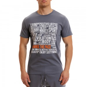 T-shirt Evolution Body Grey 2267grey