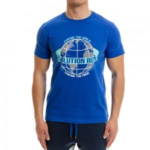 T-shirt Evolution Body Blue 2268rua