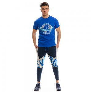T-shirt Evolution Body Blue 2268rua