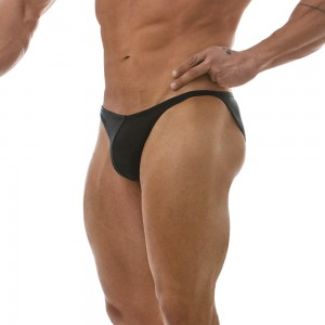 Bodybuilding Posing Trunk Evolution Body Black 7013