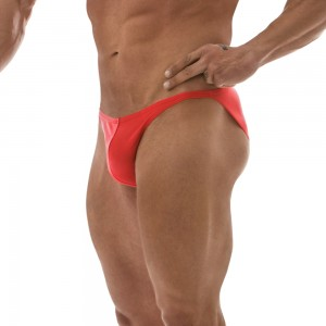Bodybuilding Posing Trunk Evolution Body Red 7014