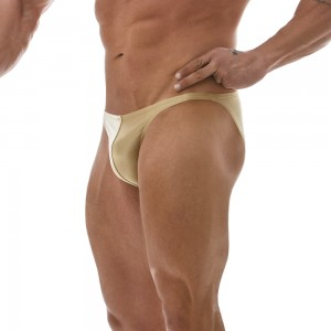 Bodybuilding Posing Trunk Evolution Body Gold 7015