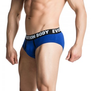 Athletic Underwear Evolution Body Blue 7010