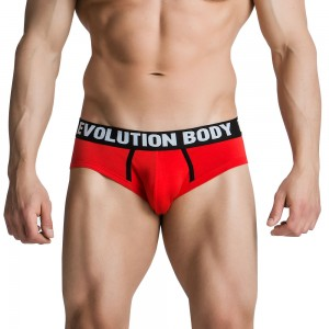 Athletic Underwear Evolution Body Red 7000