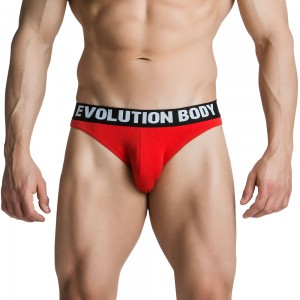 Slip Underwear Evolution Body Red 7008
