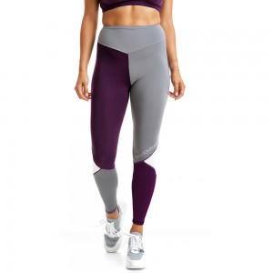 Leggings Evolution Body Burgundy 2326DAM