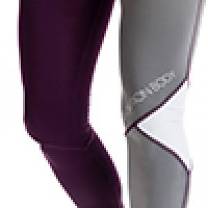 EVO-FIT Leggings Evolution Body Burgundy 2326DAM