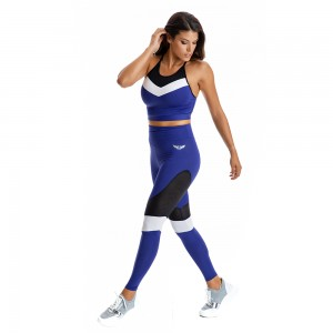 EVO-FIT Leggings Evolution Body Blue 2322KOV
