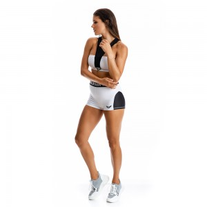 EVO-FIT Sports Bra Evolution Body White 2315W