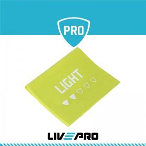 Live Pro Λάστιχο Αντίστασης (κορδέλα) Light