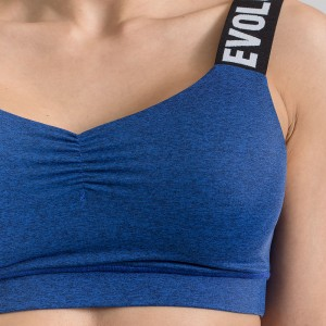 EVO-FIT Sports Bra Evolution Body Blue 3013blue