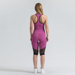 Women's EVO-FIT Tank Top Evolution Body Pink 3011fuchsia