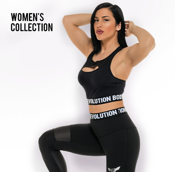 evolutionbody's women collection